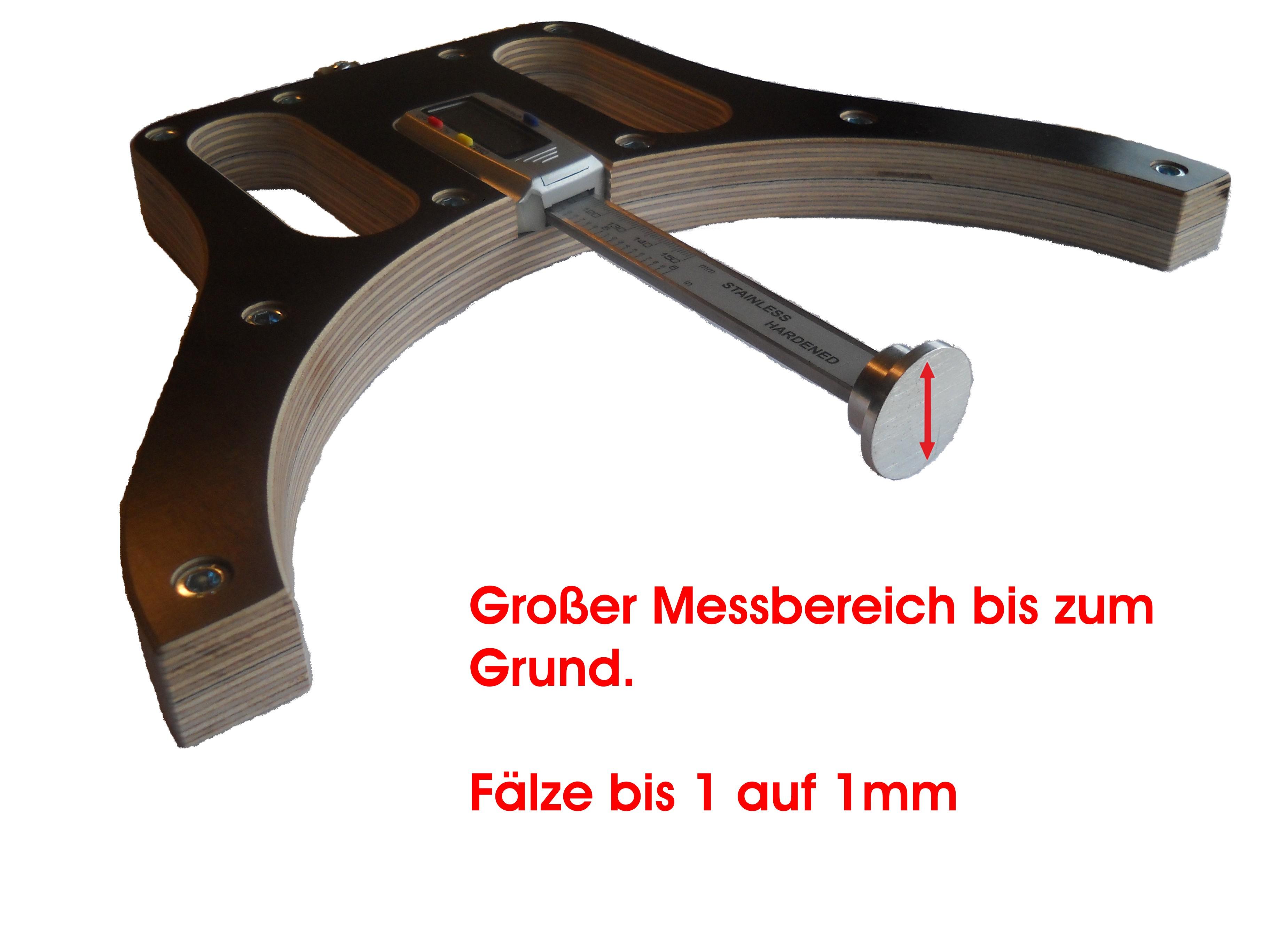 digital Einstelluhr Messuhr Tiefen Messchieber Frästisch Fräsmaschine Kreissäge